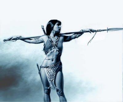 Γυναίκα πολεμιστής
