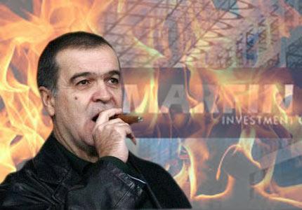 """Βγενόπουλους: Τα """"έκαψε"""" τα 5δις της AMK της MIG."""