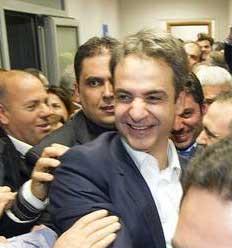 Η εκλογή Μητσοτάκη τάραξε τα νερά στην πολιτική σκηνή της χώρας.