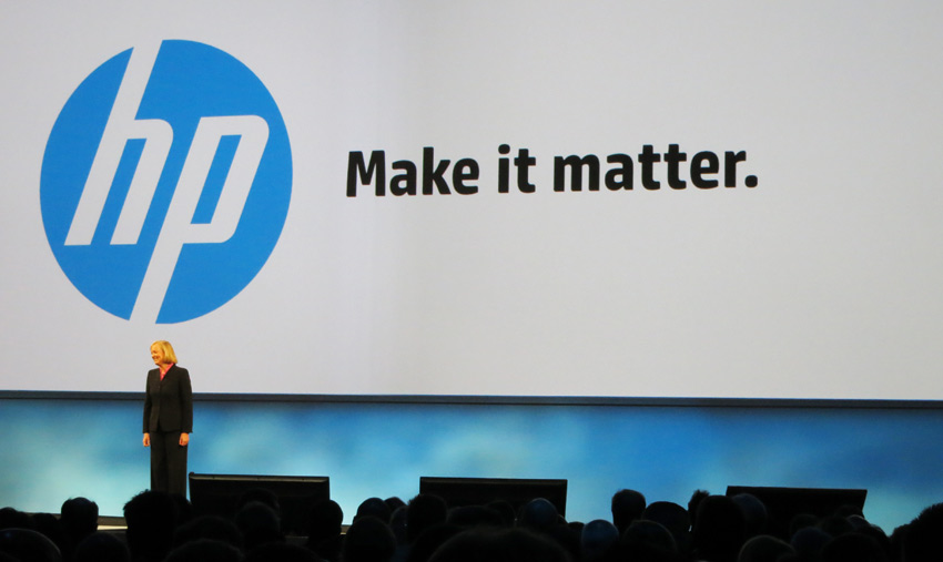 Hewlett-Packard- make it matter
