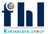 Λογότυπο FHL Κυριακίδης