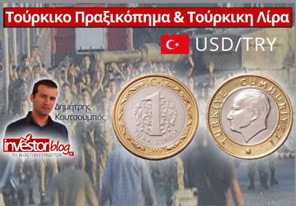 Τούρκικο Πραξικόπημα & Τούρκικη Λίρα